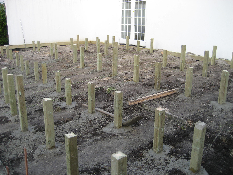Terrasse stolper | Møbler til terrassen og haven